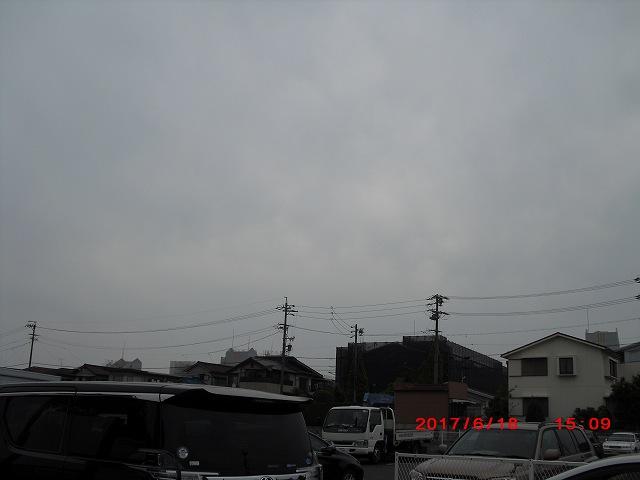 梅雨の季節を迎えて