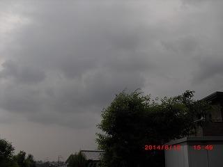 梅雨時を迎え